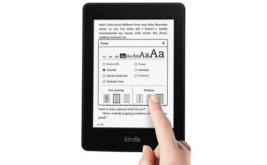Amazon Kindle Paperwhite Wi-Fi