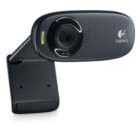 Камерa Logitech HD Webcam C310