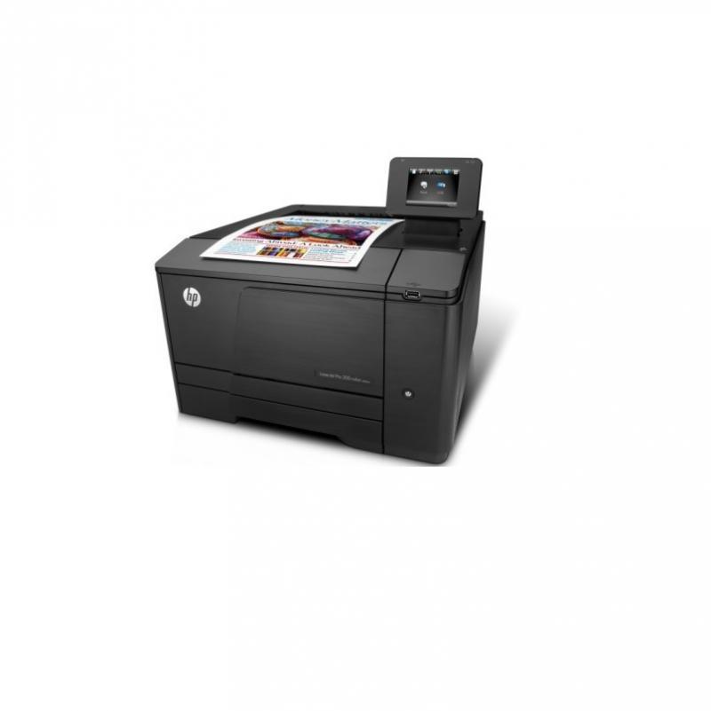 Лазерен принтер HP LaserJet Pro 200 color Printer M251nw