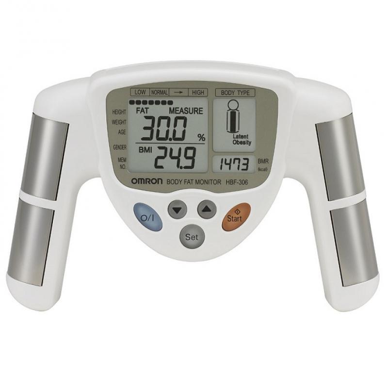 Уред за измерване на мастни натрупвания HBF-306-E