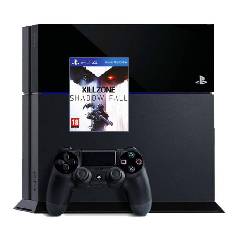PS4 500GB +Killzone Shadow Fall+Cam+DS4