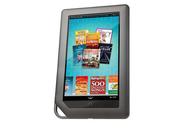 Електронна книга Barnes & Noble Nook Color