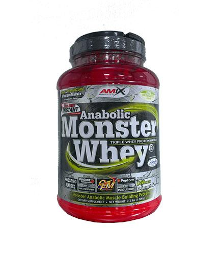 AMIX Anabolic Monster Whey ® 2200g