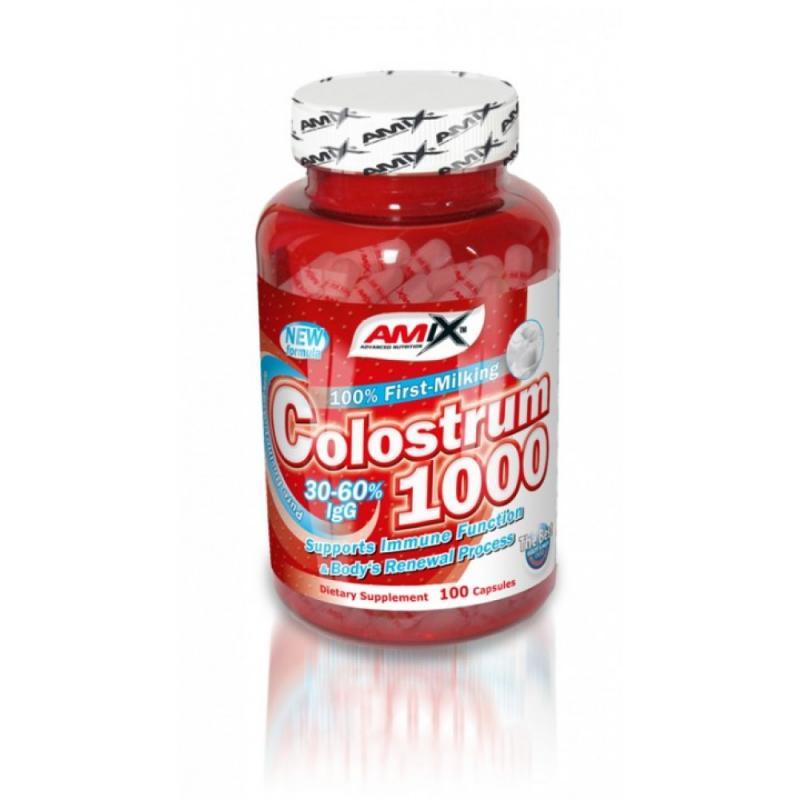 AMIX Colostrum 1000mg. / 100 Caps.