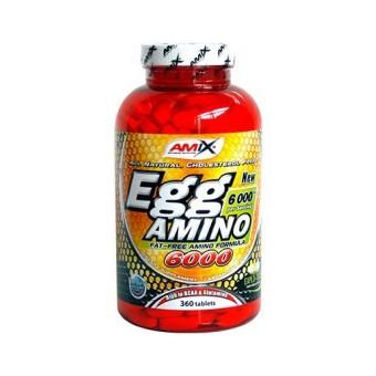 AMIX EGG Amino 6000 / 360 Tabs.