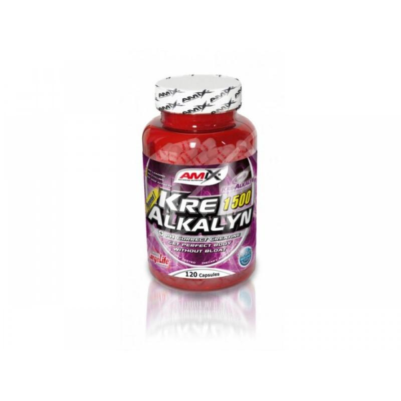 AMIX Kre-Alkalyn ® 120 Caps.