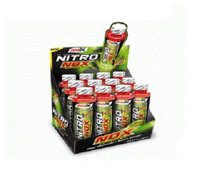 AMIX NitroNox ® Shooter 140 ml. / 12 Amp.