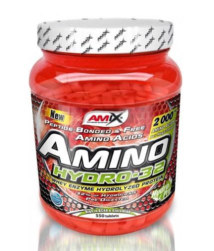 Amino HYDRO-32 / 550 Tabs.