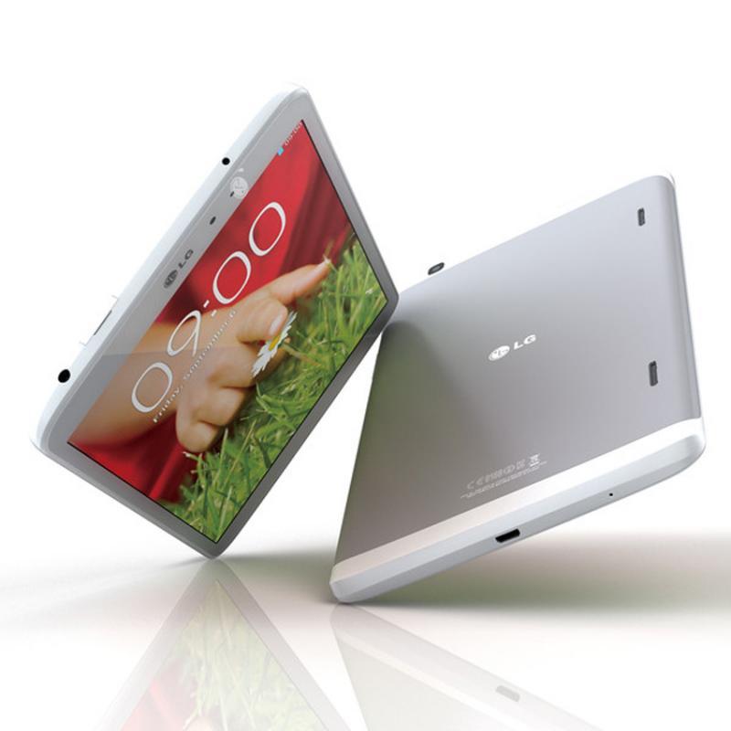 Таблет LG V500 White
