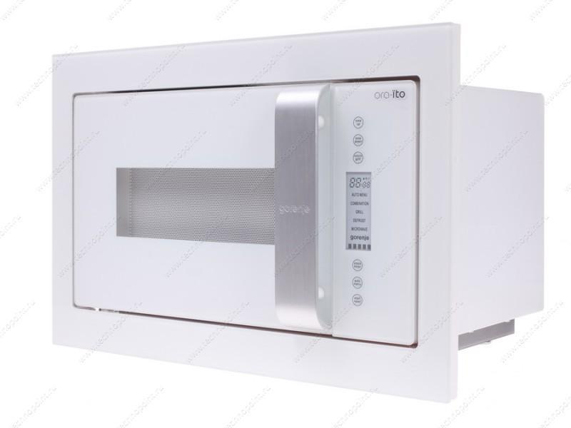 Микровълнова печка за вграждане Gorenje BM6250 ORA W