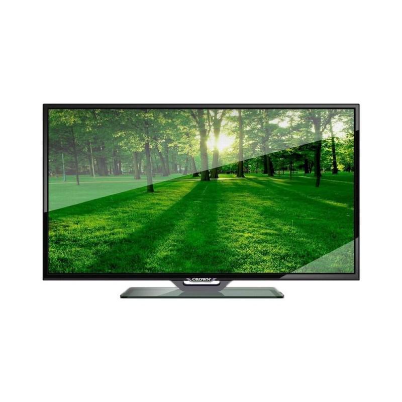 ТВ LED LCD Crown 19C01